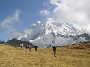 Ancascocha Trek Trail Tour Cusco Peru Machu Picchu Hike Killa Expeditions Adventure