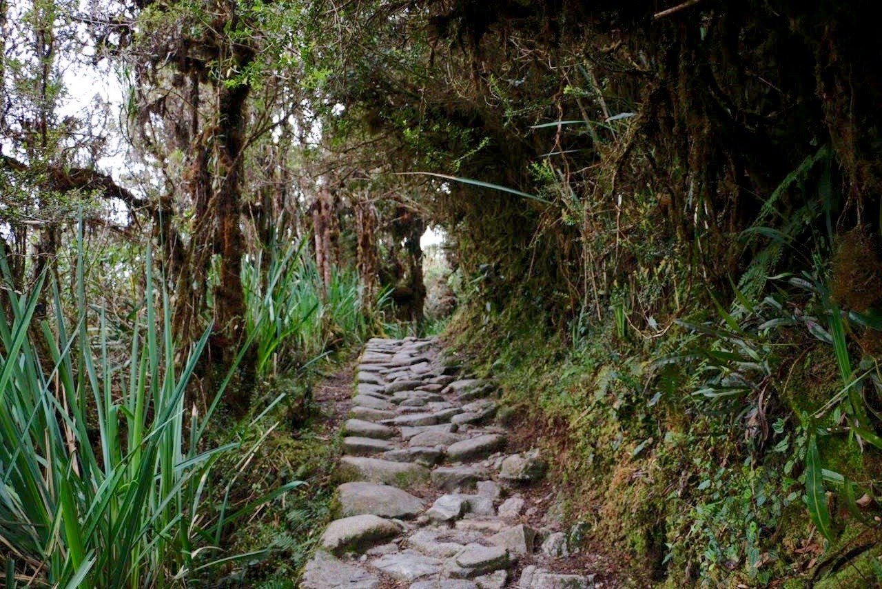 Inca Trail Trek 4 Days Cusco Peru