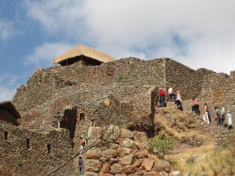 Pisac Ruins, Sacred Valley, Cusco, Peru
