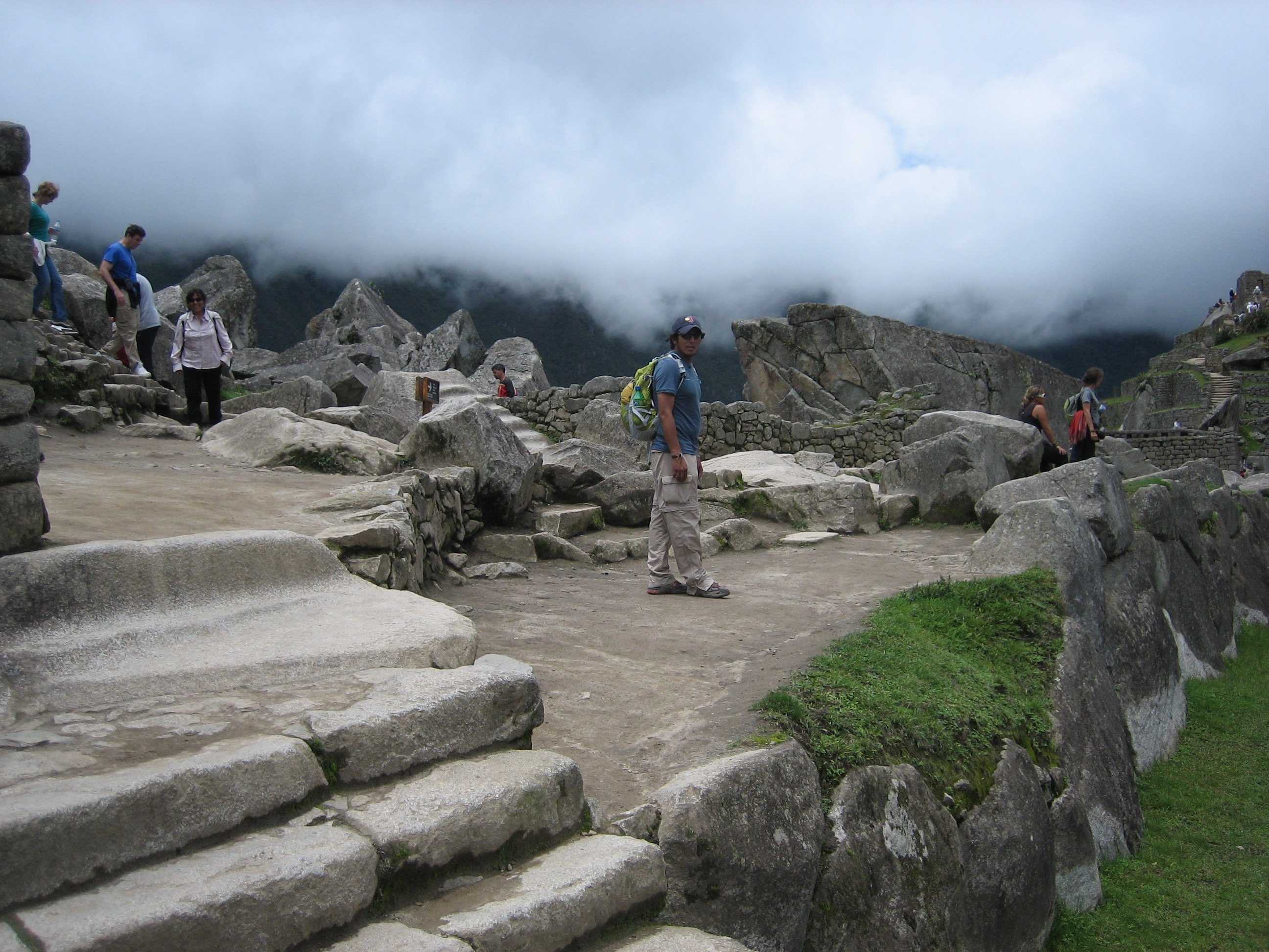 Quarry in Machu Picchu