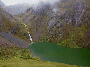 Ancascocha Lake