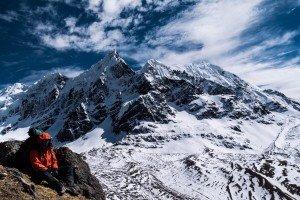 ausangate trek tour mountain pass cusco peru