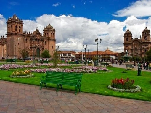 CUSCO CITY WALKING TOUR