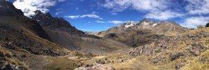 Ausangate Trek Tour Panorama Cusco Peru