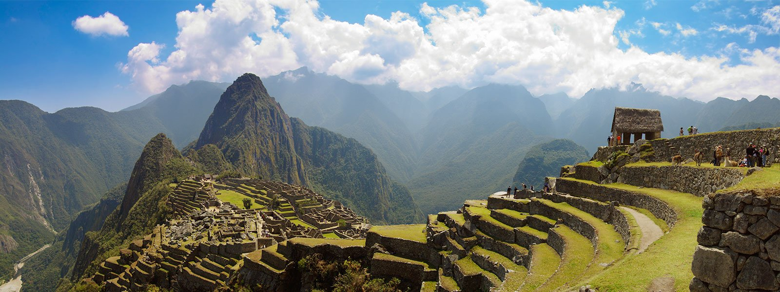 Don't want to hike? Visit Machu Picchu by Train