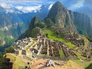 ancient city of machu picchu