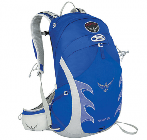 best daypack for high altitude trekking hiking backpacking in peru, osprey talon 22