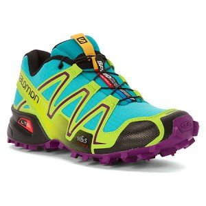 best trail running hiking shoe for high altitude trekking backpacking in peru, salomon speedcross