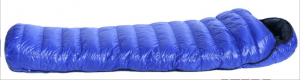 best down sleeping bag for high altitude hiking trekking backpacking in peru, western mountaineering ultralite 20 sleeping bag