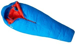 best synthetic sleeping bag for high altitude hiking trekking backpacking in peru, mountain hardwear hyperlamina flame 20 sleeping bag