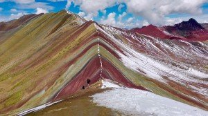 trekking the rainbow mountains in peru with killa expeditions