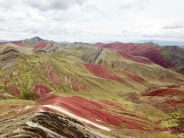 Rainbow Mountains Palcoyo Killa Expeditions Tour Cusco Peru small