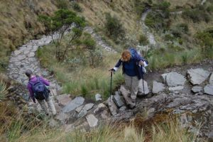Inca Trail Dead Woman's Pass