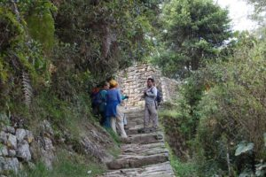 sungate to Inca Trail Machu Picchu