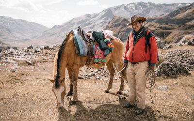 Rainbow Mountain Trek with Killa Expeditions