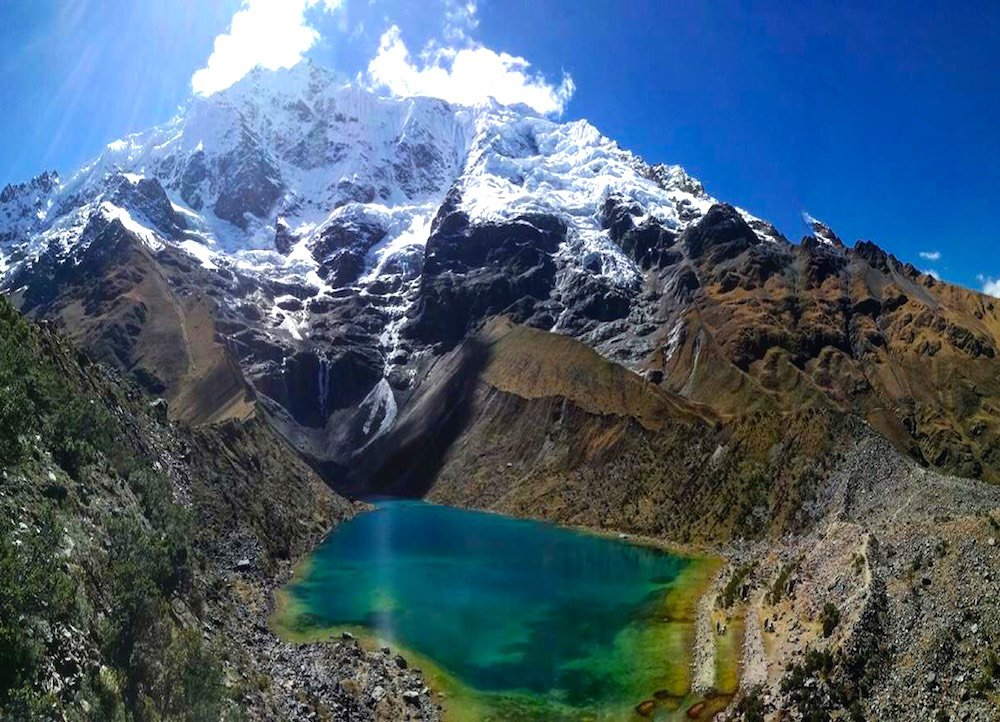Lake_Humantay_Salkantay_Trek_Peru_Cusco_Killa_Expeditions