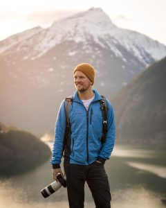 Nate Luebbe adventure travel photographer in peru for killa expeditions