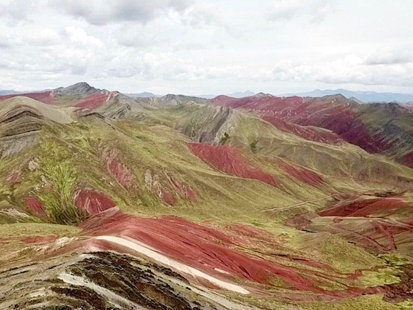 Rainbow Mountains Palcoyo Tour Cusco Peru