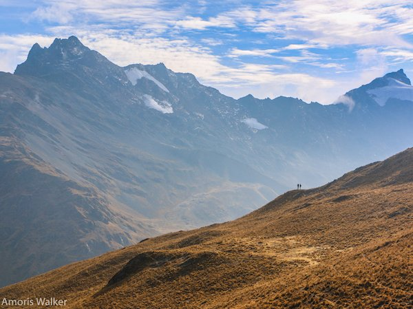 ancascocha trek to machu picchu by amoris walker