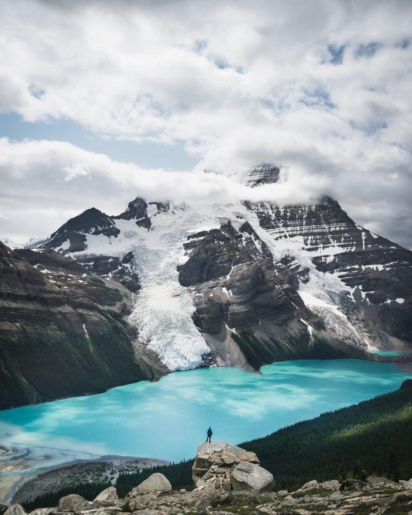 Berg Lake by Matt Massa