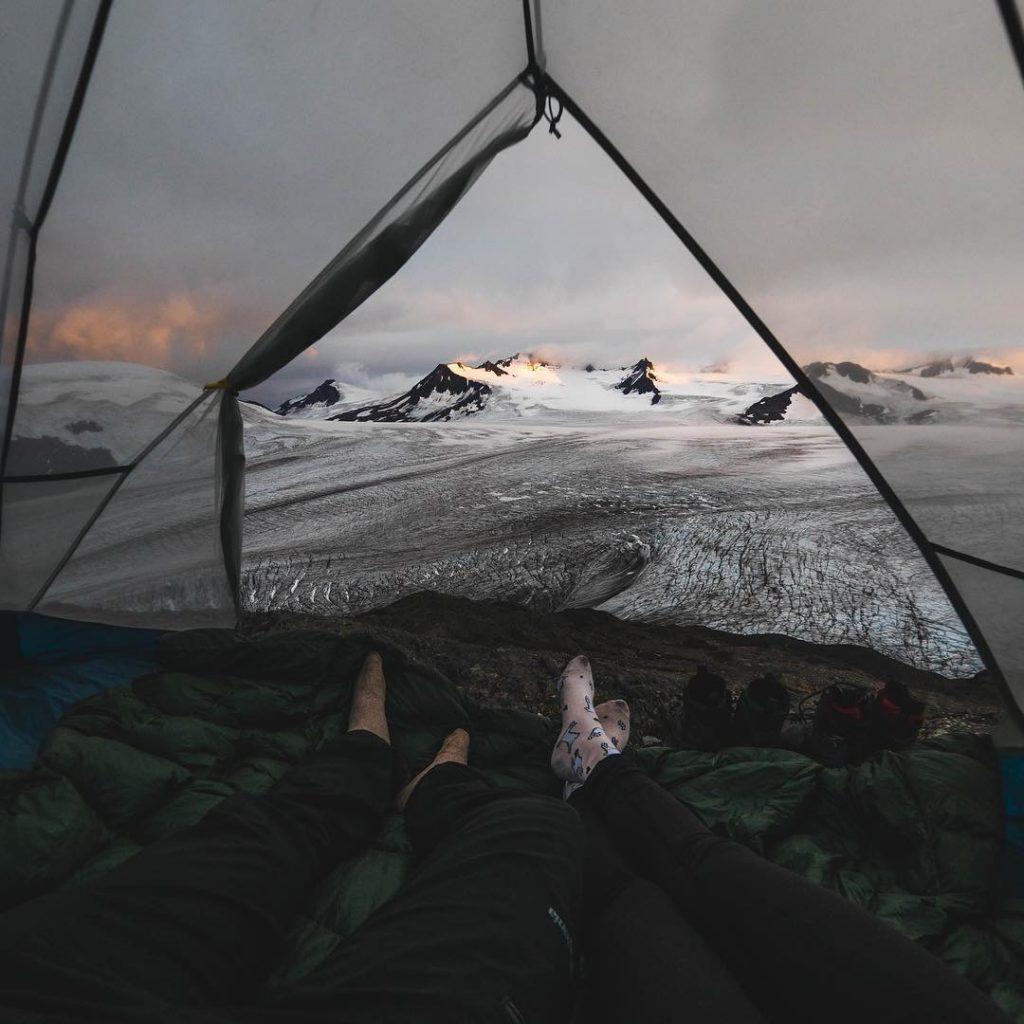 Errin Casano camping