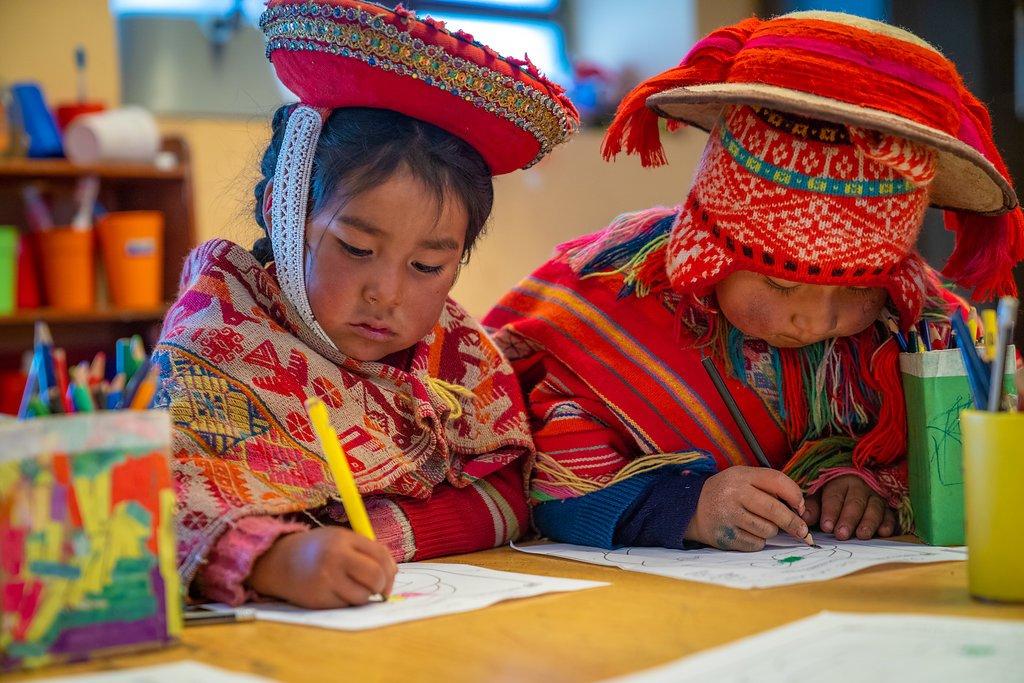 Willoc Alto Community charity event Killa Expeditions by Nate Luebbe