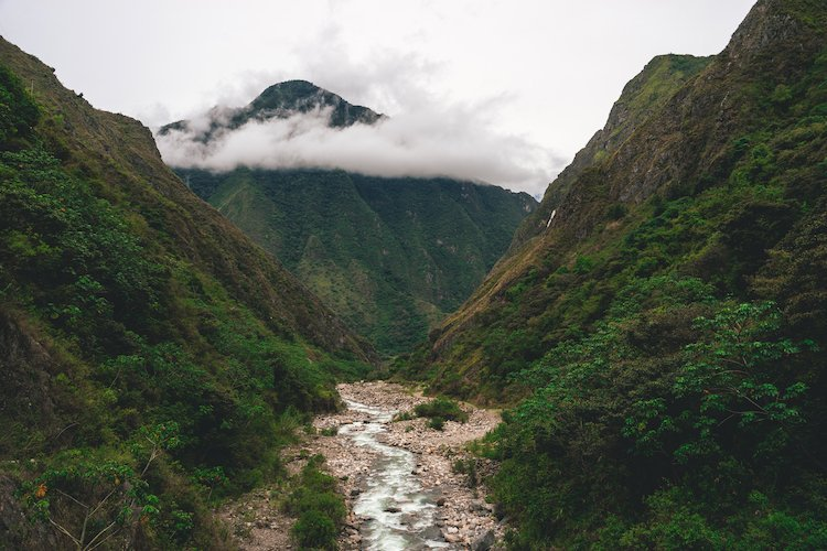 trekking on the salkantay trail with killa expeditions