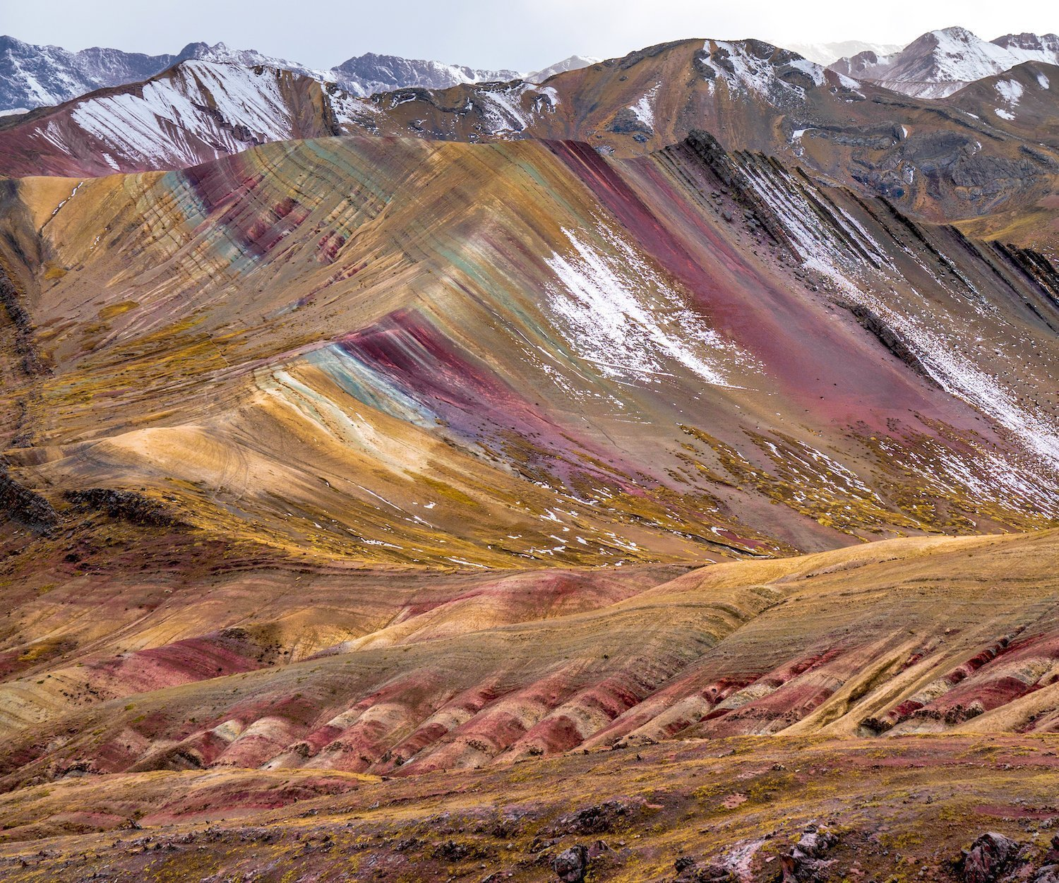 Palcoyo Rainbow Mountain Peru by Nate Luebbe for Killa Expeditions small