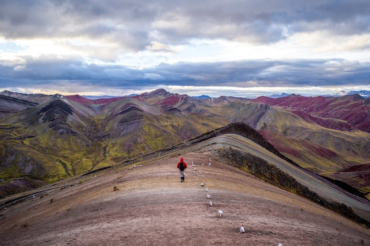 Palcoyo Rainbow Mountain by Nate Luebbe for Killa Expeditions small